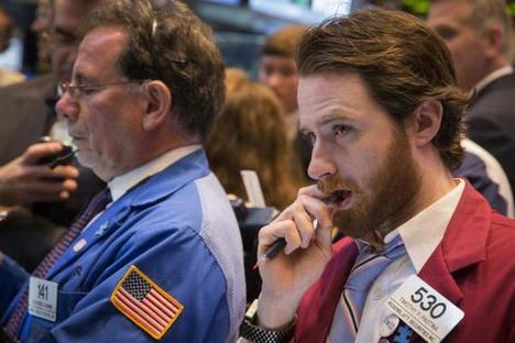 Wall Street günü hafif düşüşle kapadı
