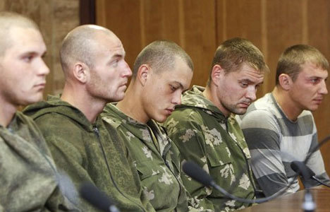 Ukrayna savaşa hazırlanıyor