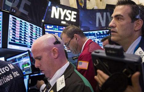 Wall Street rekorlarla günü kapadı