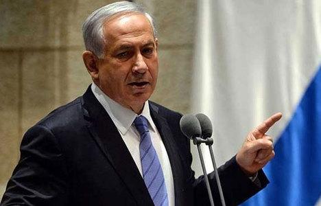 Netanyahu intikam yemini etti!
