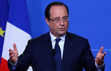 Hollande'dan Türkiye-Rusya açıklaması
