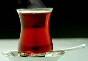 Sıcak çaydan uzuk durun!