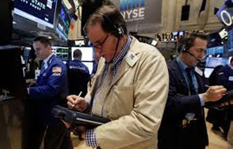 ABD borsaları günü düşüşle kapadı