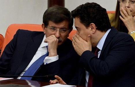 Davutoğlu istifa iddialarına ne dedi?