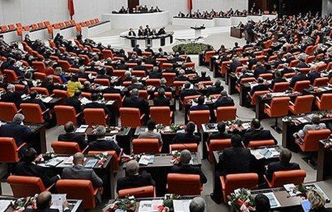 Meclis'te heyecan başlıyor