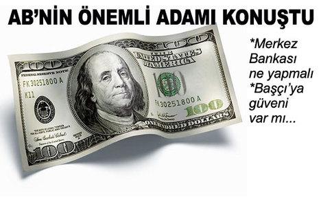 Dolar sadece sizde değil tüm dünyada yükseliyor