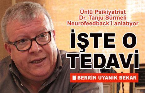 Dr. Tanju Sürmeli yeni tedaviyi anlatıyor
