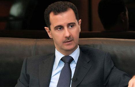 Esad'a mal varlığı şoku