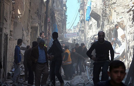 Suriye savaşı ekonomiyi de vurdu
