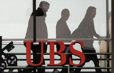 UBS'nin karında müthiş artış!