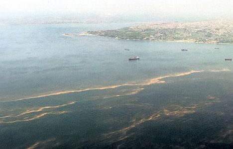 Marmara Denizi için 'kırmızı' tehlike