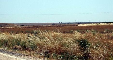 Suriye sınırında sıcak gelişme