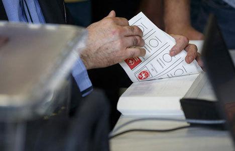 YSK'dan flaş erken seçim tarihi!