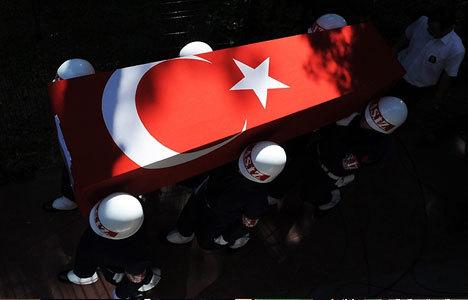 Dağlıca'daki hain saldırıda Yarbay şehit düştü