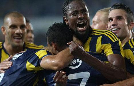 Fenerbahçe: 2 Antalyaspor: 1