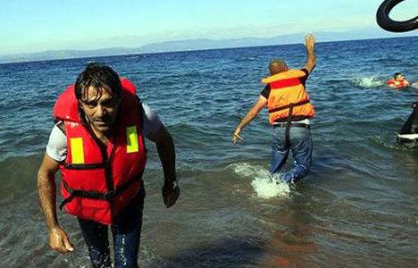 Ege'de yine kaçak faciası: 34 ölü