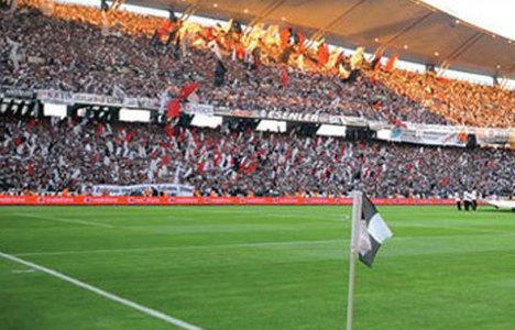 Beşiktaş'a bilet şoku