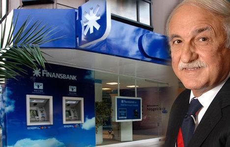 Hüsnü Özyeğin eski bankası için devrede