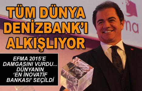 Denizbank, 'Dünyanın En İnovatif Bankası' seçildi