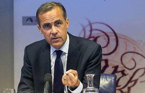 BOE Başkanı Carney'den faiz artırımı açıklaması
