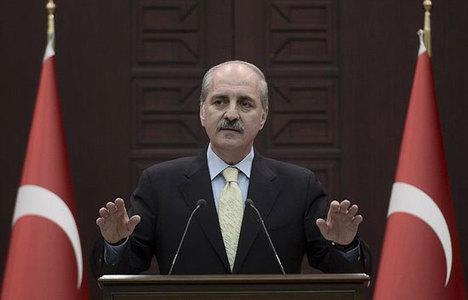 Kurtulmuş'tan kritik yeni anayasa açıklaması