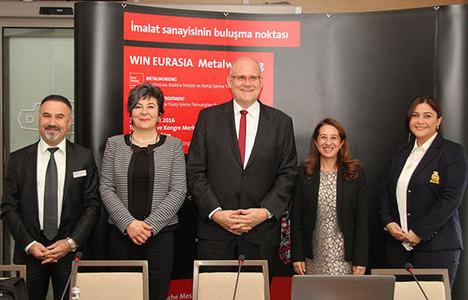 Win Eurasia Metalworking'de değişim zamanı