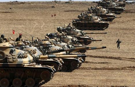 Independent: Erdoğan, Suriye'ye müdahale edebilir