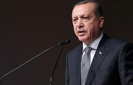 Erdoğan'dan Suriye tepkisi