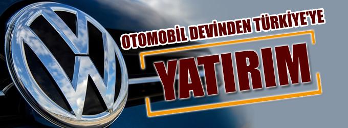 Volkswagen'den Türkiye'ye yatırım iddiası